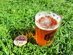 Whistler Village Beer Festival Mug and Token