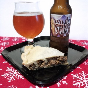 Christmas Treats Article - Tourtiere