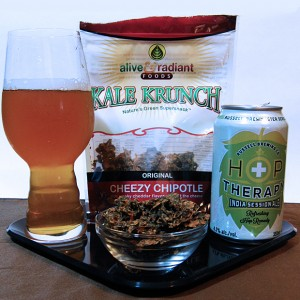 Kale Chips and Craft Beer