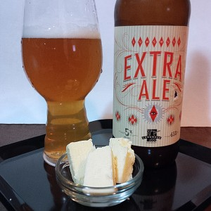 Pale Ale and Aged Cheddar