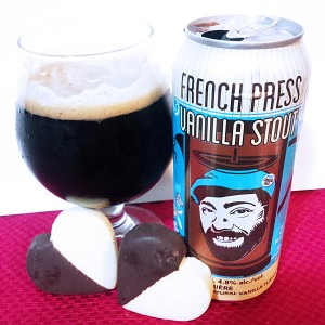 Chocolate & Beer - Coffee Stout & Shortbread
