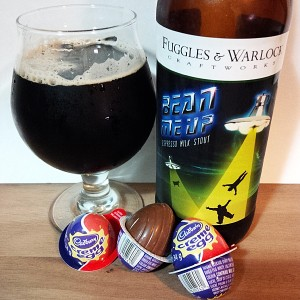Easter Treats Cream Egg & Coffee Milk Stout