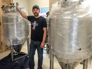 Marko Doubling Up On Fermentors